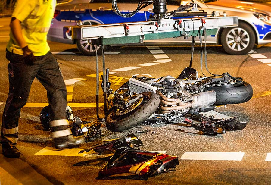 Wisconsin motorcycle accident lawyers